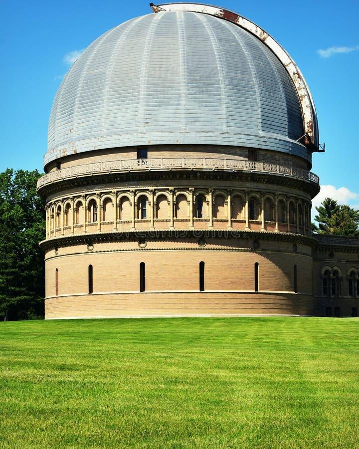 Osservatorio di Yerkes fotografie stock