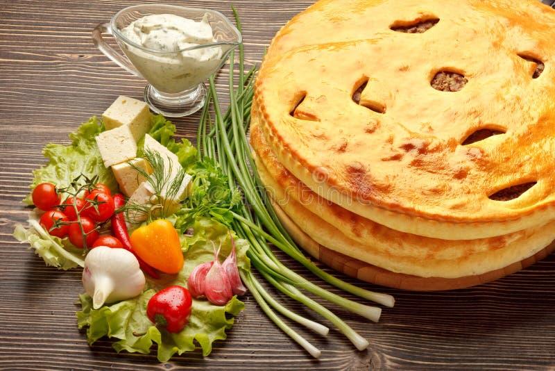 Ossetische Torten.