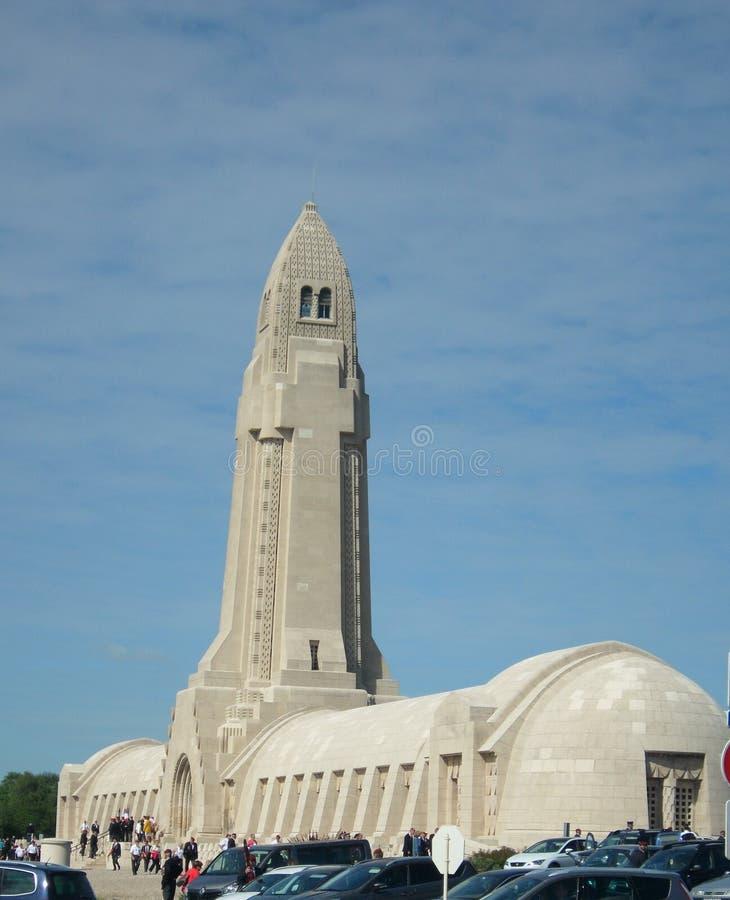 Ossuaire de Douaumont photos libres de droits