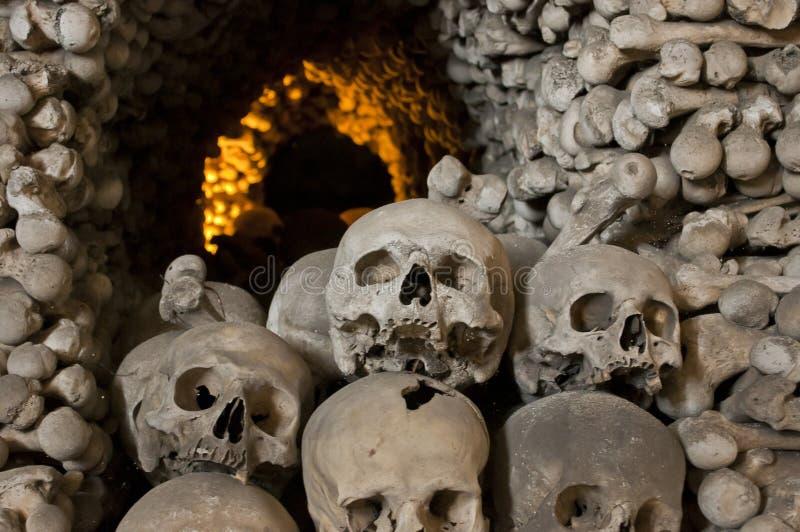 ossuary стоковая фотография rf