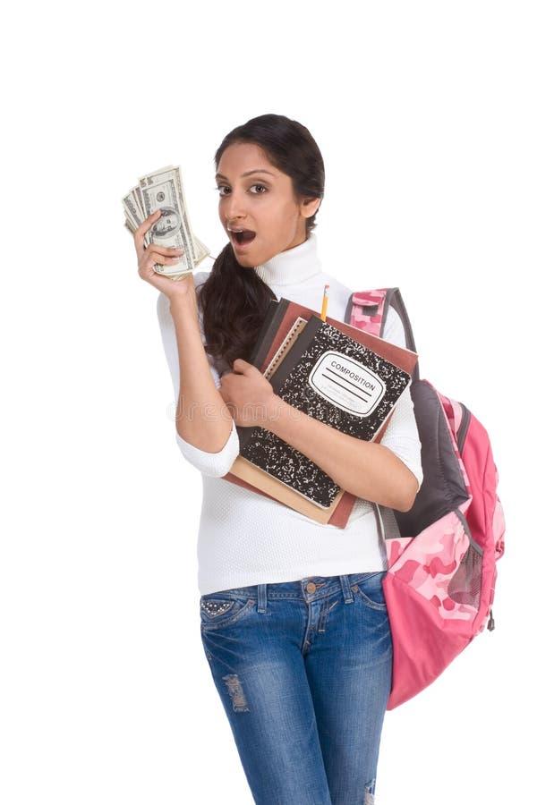 Ost del préstamo y de ayuda económica del estudiante de la educación fotos de archivo libres de regalías