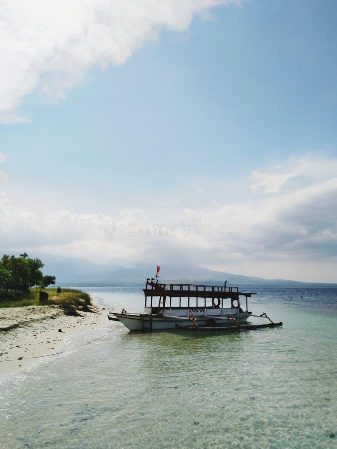Ost-Lombok lizenzfreies stockbild