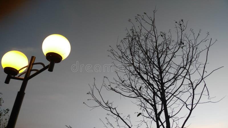 OSTATNI światło V2 zdjęcie stock