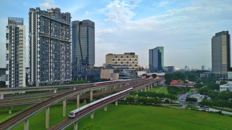 Ostaustausch Jurong lizenzfreie stockfotos