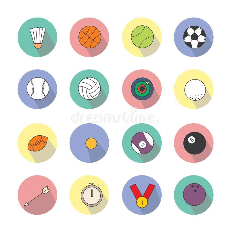 Ostenta o ícone ilustração stock