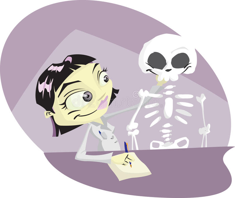 Osteopath στοκ φωτογραφία με δικαίωμα ελεύθερης χρήσης