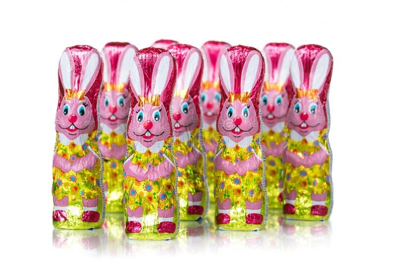 Osterhase oder Kaninchen stockfotografie