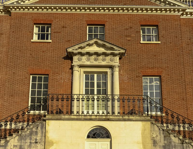 Osterley Park House en Osterley, Isleworth, Londres, Reino Unido foto de archivo libre de regalías