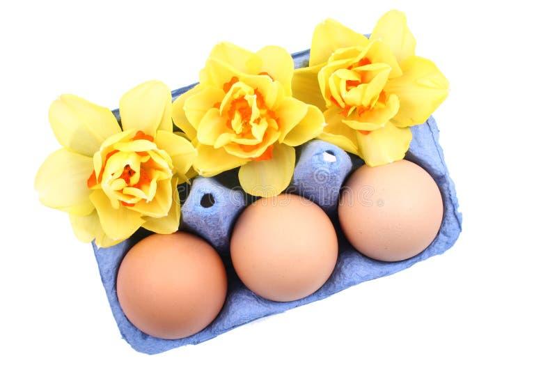 Ostern-Dekoration lizenzfreies stockbild