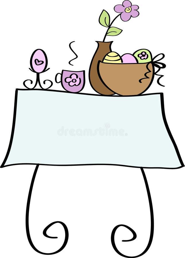 Ostern-Frühstück