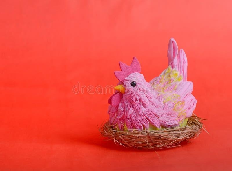 Ostern-Henne lizenzfreies stockbild