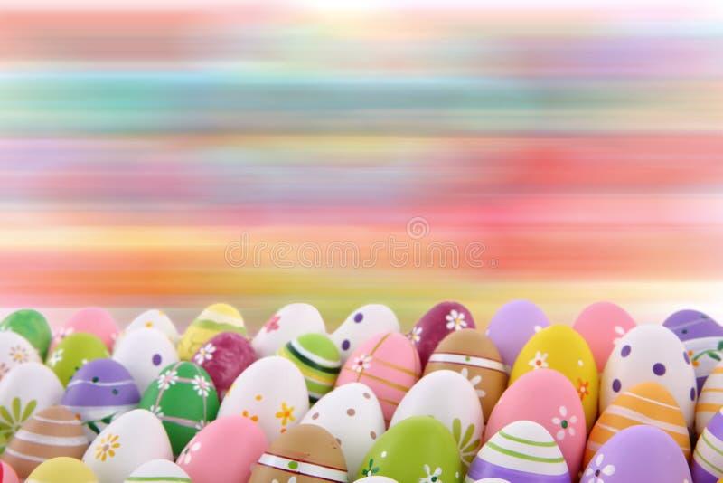 Ostern ist einer der zwei wichtigsten Feiertage in der christlichen Religion stockbild