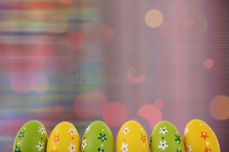 Ostern ist einer der zwei wichtigsten Feiertage in der christlichen Religion stockfoto