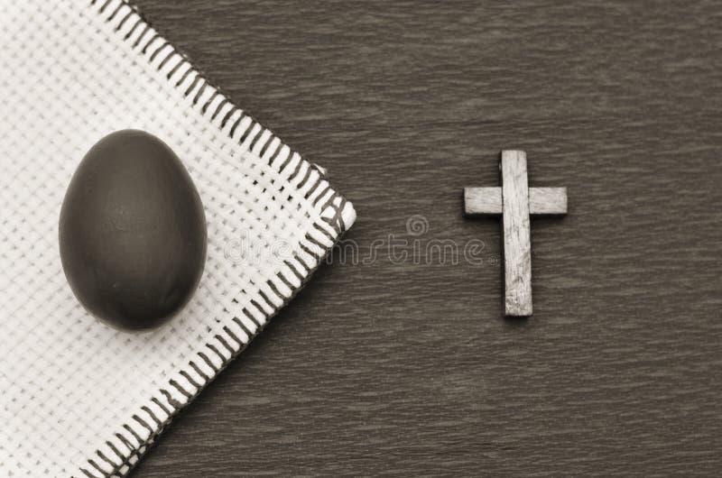 Ostern-Kontrast stockfotografie