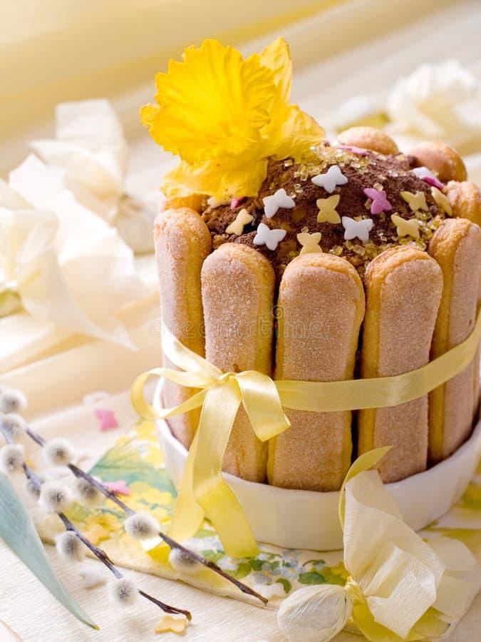 Ostern-Kuchen lizenzfreies stockfoto