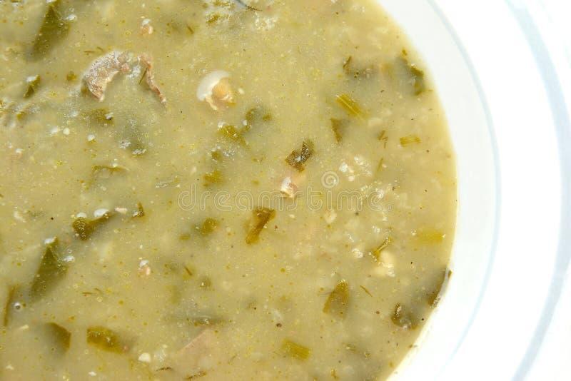Ostern-Suppe stockbilder