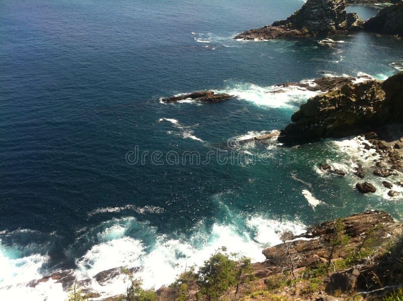 Ostküsten-Spur in Kanada lizenzfreies stockbild