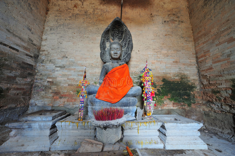 OstMebon Tempel Kambodscha-Angkor stockbild