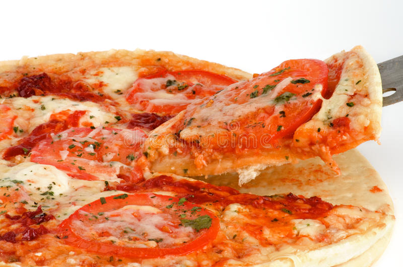 OstPizza royaltyfria bilder