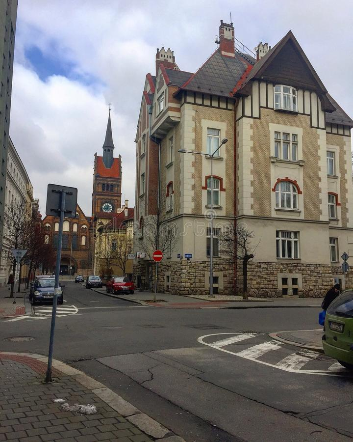 Ostrava image libre de droits