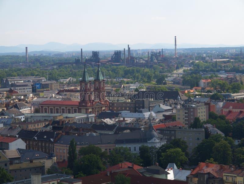 Ostrava stock images