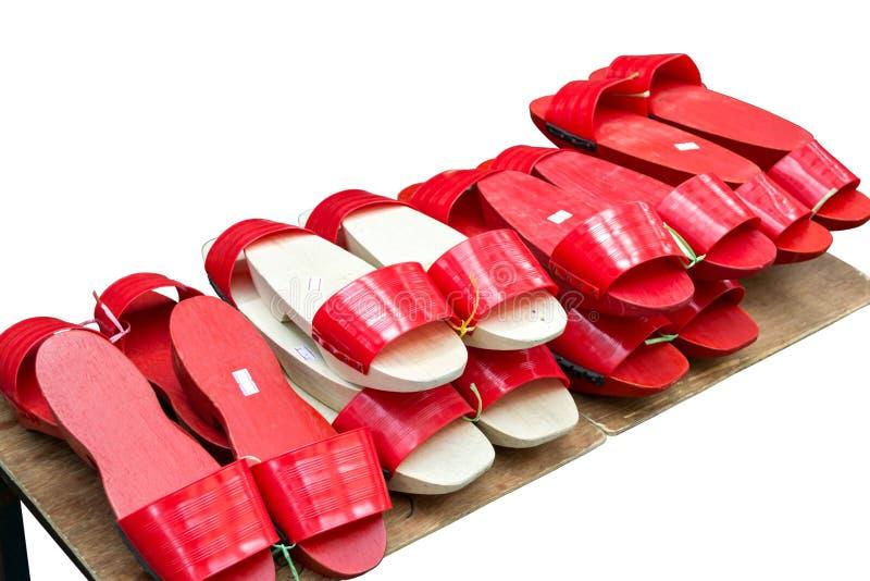 Ostruisce bianco rosso immagini stock libere da diritti