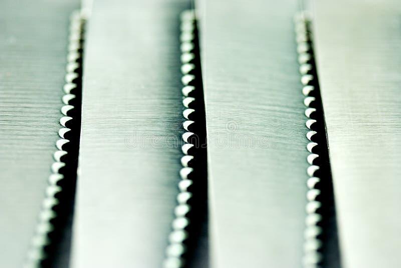 ostrzy nóż zdjęcie royalty free