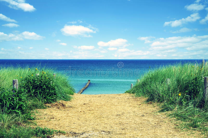 Ostsee stock photography