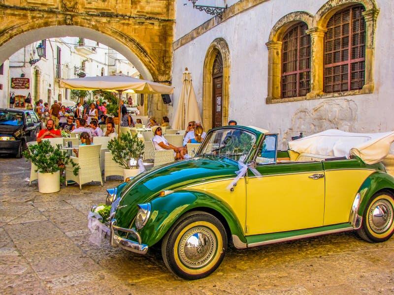 Ostuni, Italy imagem de stock royalty free