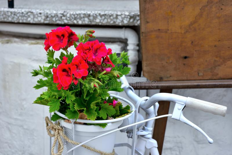Ostuni, Puglia, Italy stock photo