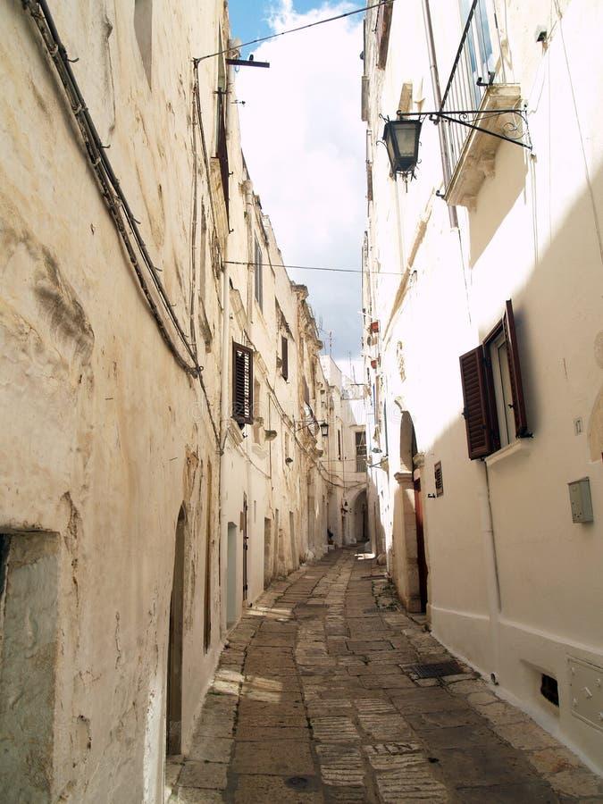 Download Ostuni village stock image. Image of ostuni, mediterranean - 14479449