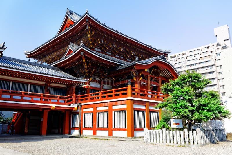 Osu Kannon, Nagoya, Japan arkivbilder