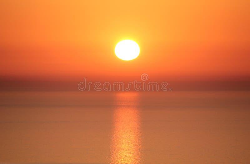 Oszałamiająco zmierzch w kosztu verde Słoneczny ochrony pojęcie, - Sardinia - obrazy royalty free