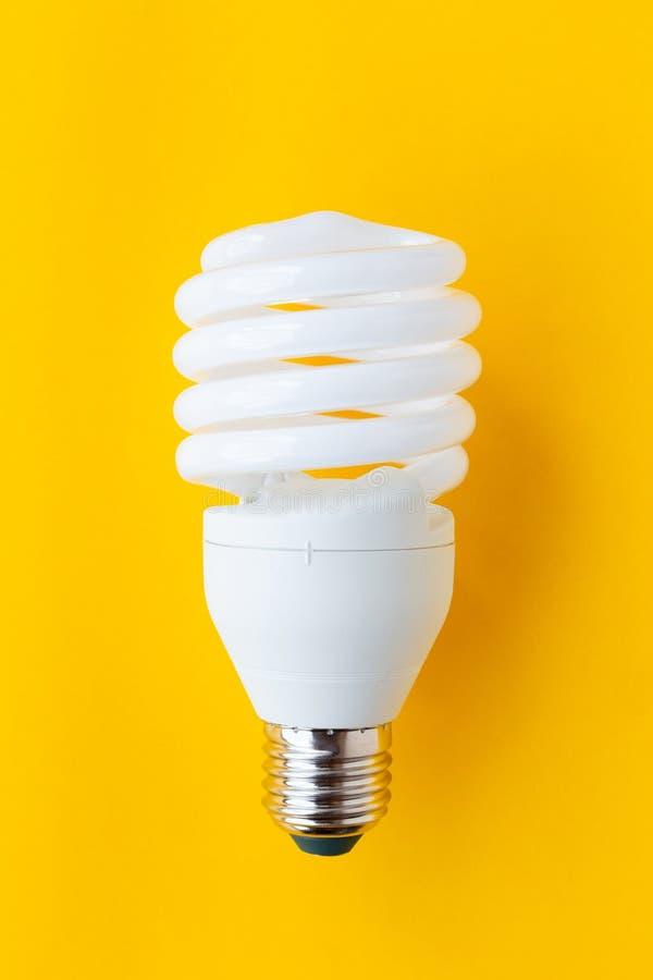 Oszczędność energii obraz stock