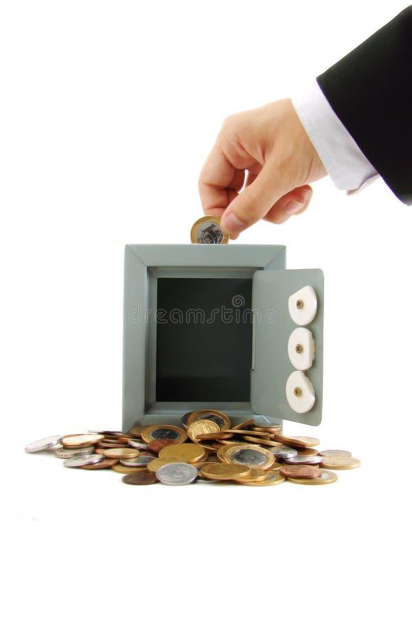 oszczędność pieniądze zdjęcie royalty free