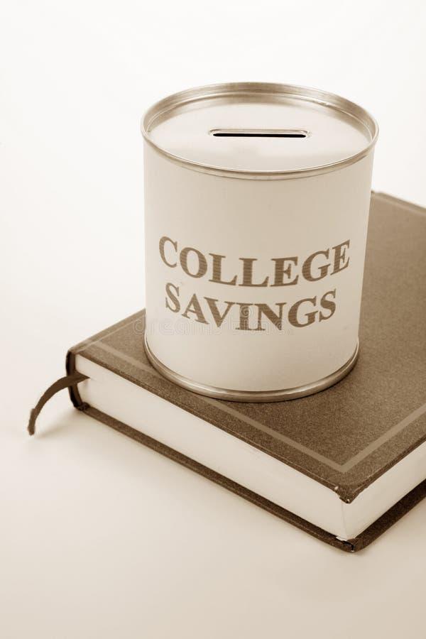 oszczędności w collegu zdjęcie stock