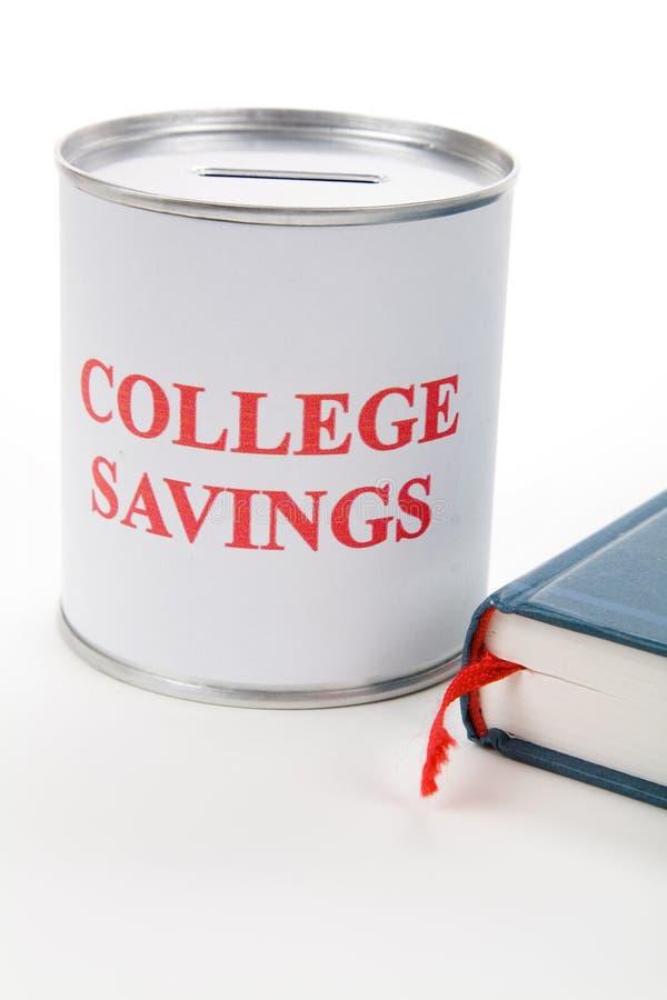 oszczędności w collegu zdjęcia stock