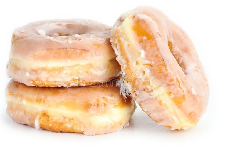 Oszkleni Donuts fotografia royalty free