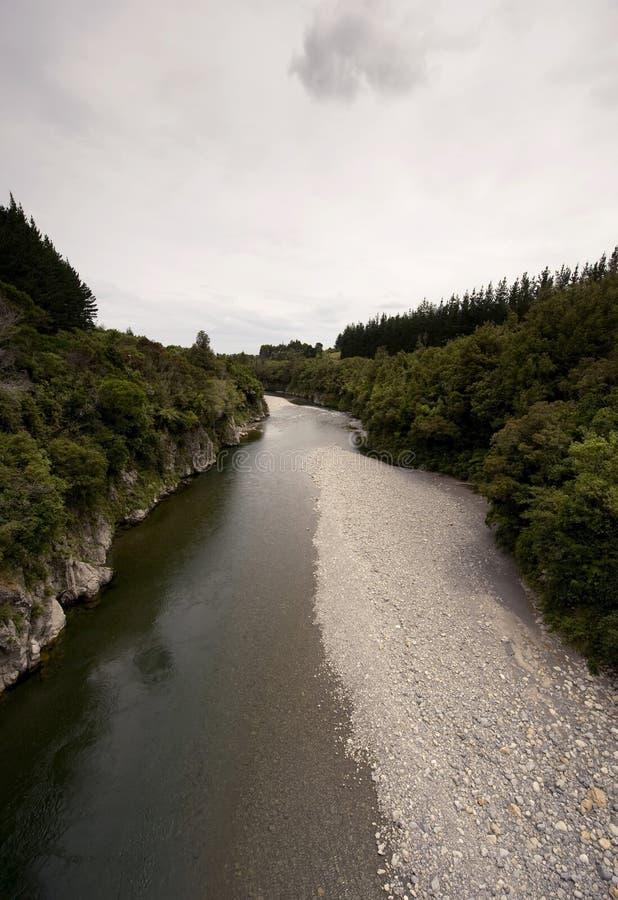 otaki gorge стоковая фотография rf