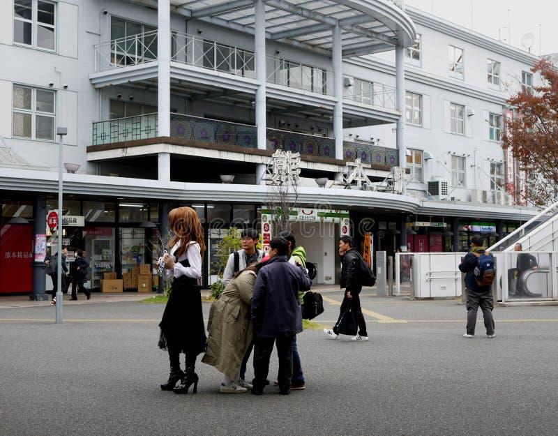Otaku-Kultur stockfoto