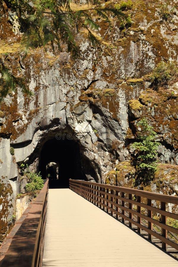 Download Othello Tunnels, Hope, British Columbia Stock Image - Image: 26799653
