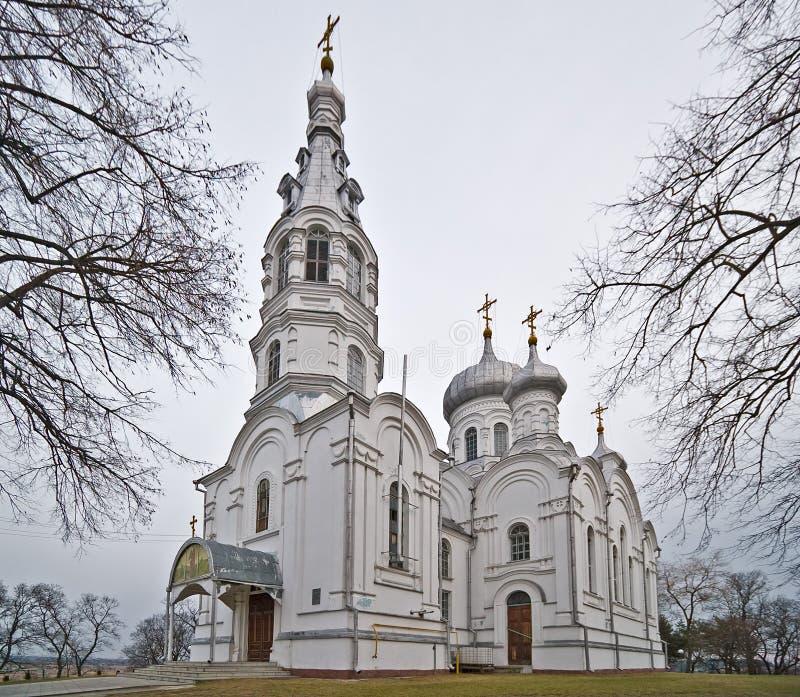 Download Othodox Church Of St. Simeon Stylites In Kamenets Stock Image - Image: 23645141