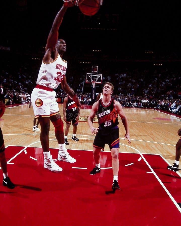 Free Otis Thorpe, Houston Rockets Stock Photos - 44409063