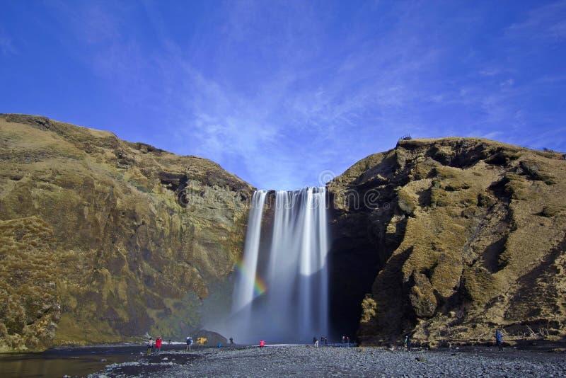 Otoño de Islandia foto de archivo libre de regalías