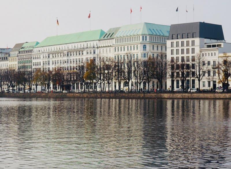 Otoño en Alemania imagen de archivo