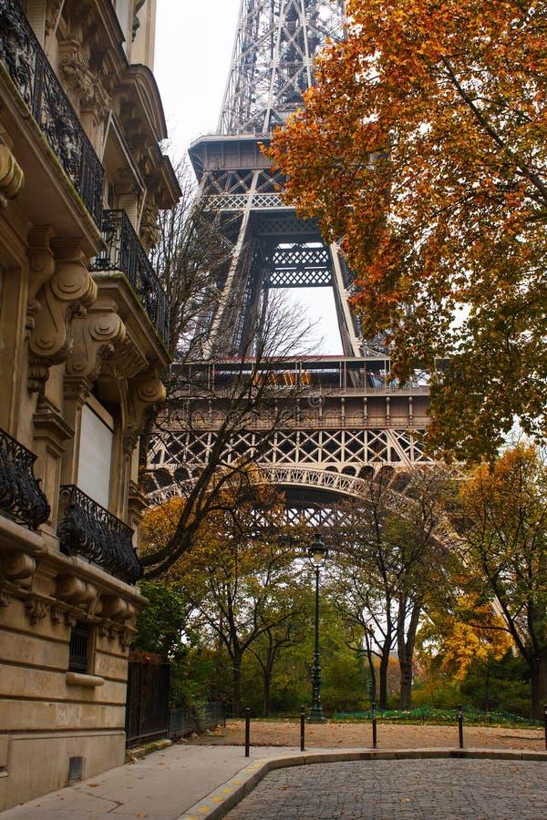 Otoño en París foto de archivo libre de regalías