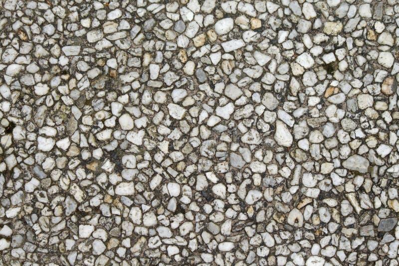 Download Otoczaka talerz obraz stock. Obraz złożonej z żwir, tło - 25066765