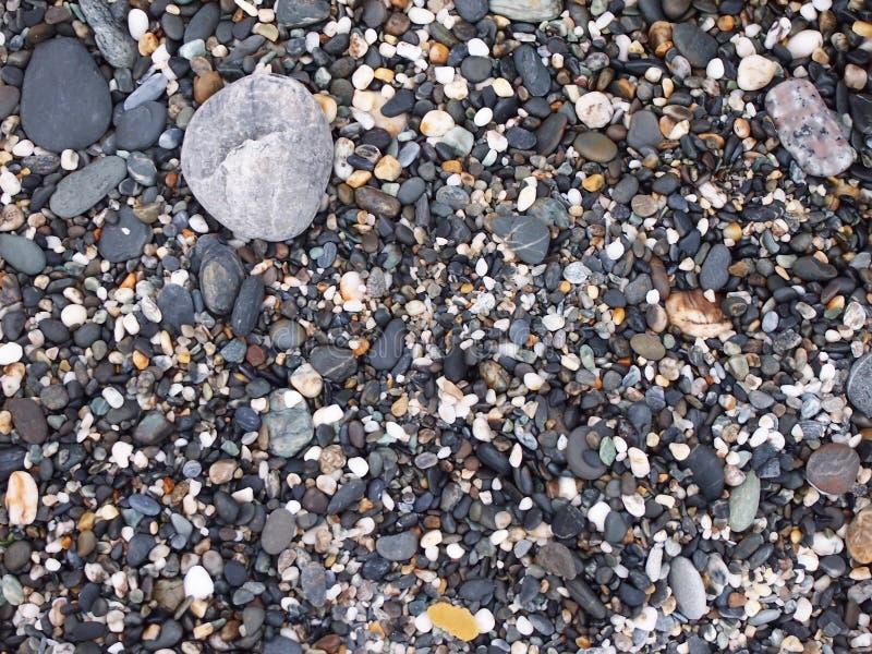 Otoczaki i kamienie fotografia royalty free