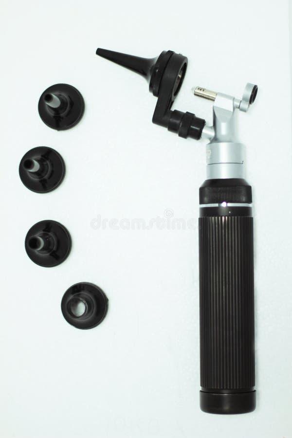 Otoscopio immagine stock