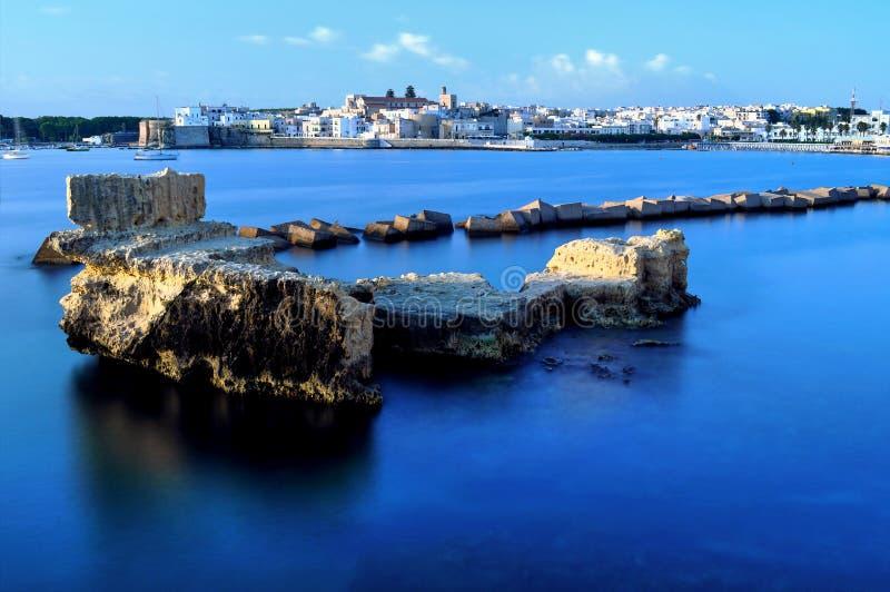 Otranto - Itália fotografia de stock royalty free